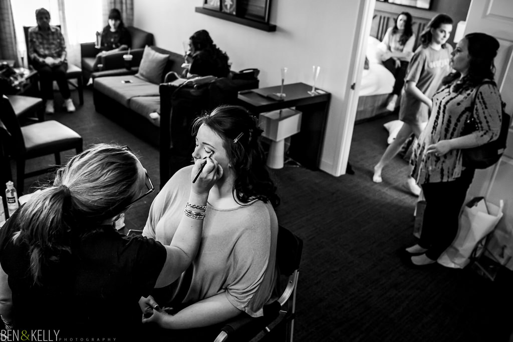 getting ready - benandkellyphotography