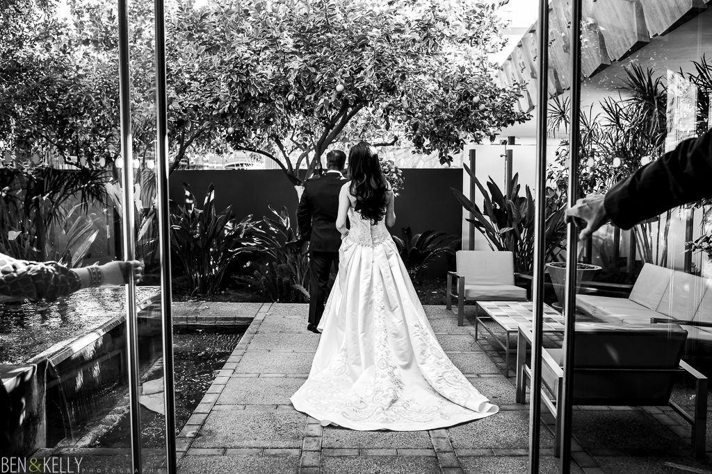 Outdoor Weddings at the Valley Ho Hotel in Scottsdale