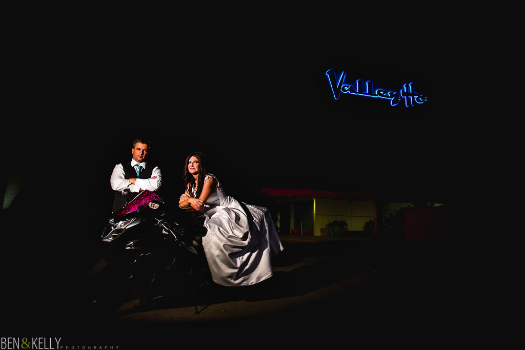 Wedding Photos at the Valley Ho Hotel In Scottsdale