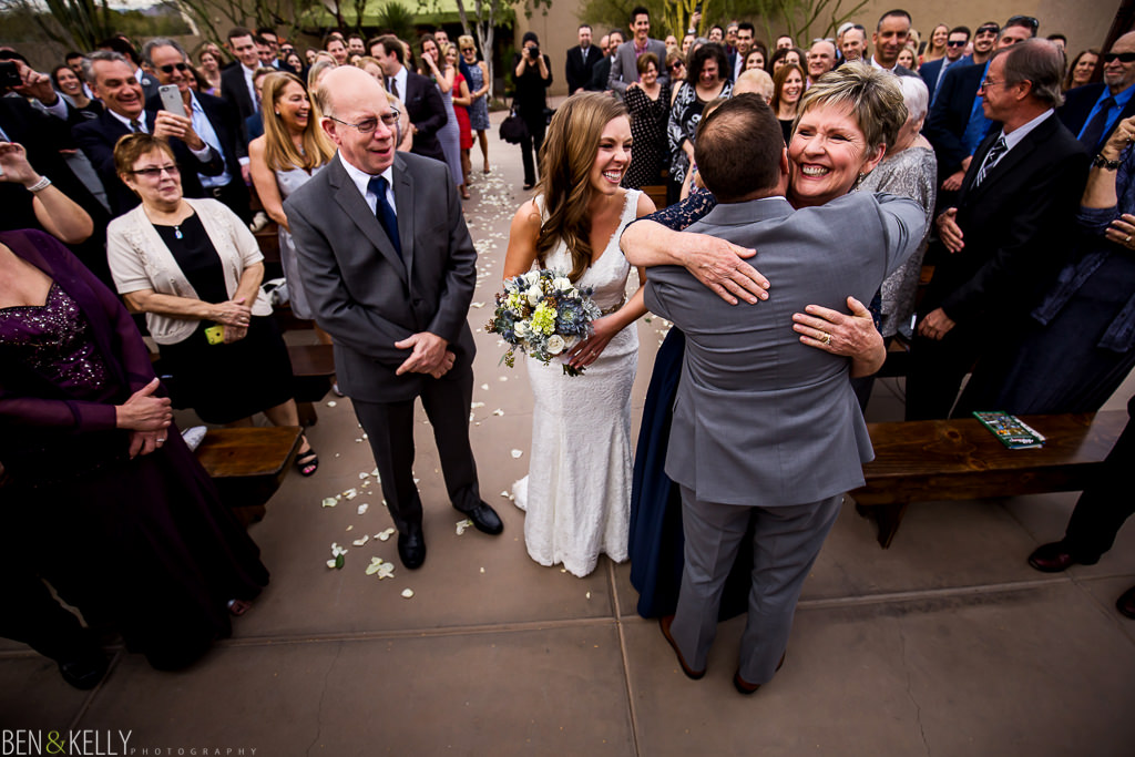 wedding ceremony - dbg - Ben and Kelly Photography
