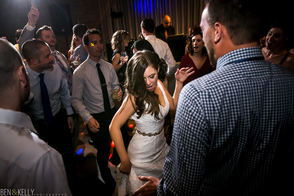 reception dancing - scottsdale - Ben and Kelly Photography