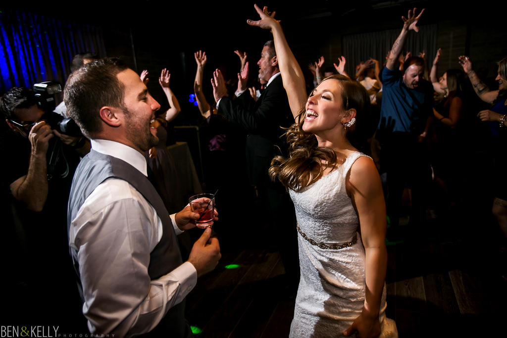 Tempe wedding reception - Ben and Kelly Photography