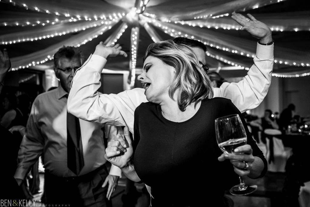 fun reception dancing - fun gay wedding - ben and kelly photography
