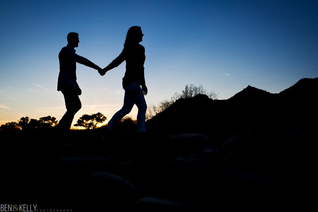 Arizona Engagement Photos - Ben and Kelly Photography