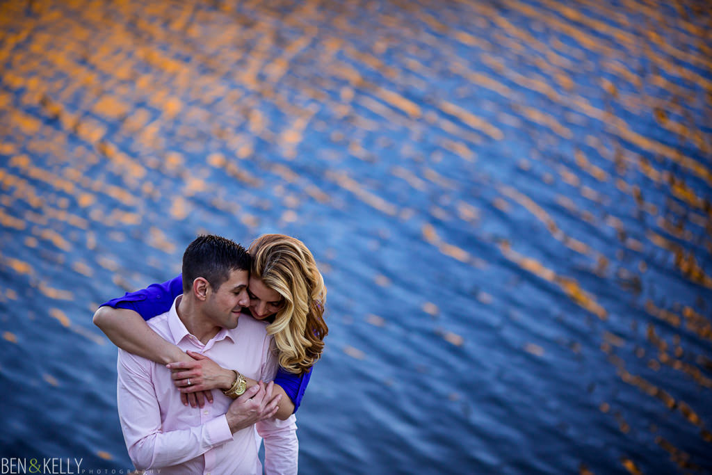 Beautiful Engagement Photo - Ben and Kelly Photography