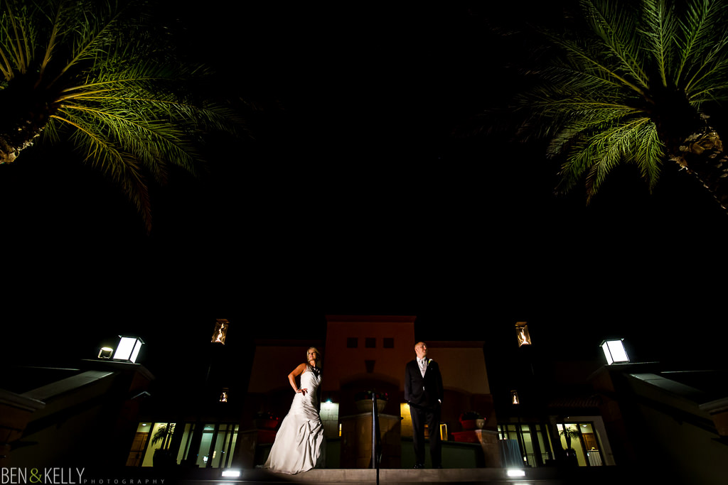 Best wedding portraits - Scottsdale, AZ - Ben & Kelly Photography