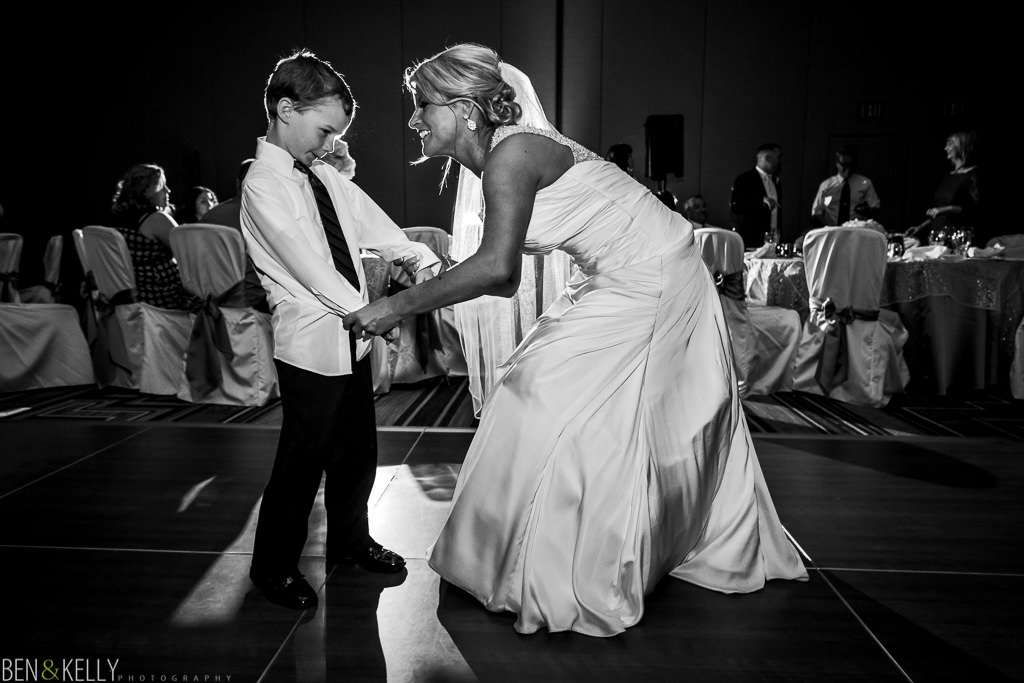 wedding reception - dancing - Ben & Kelly Photography