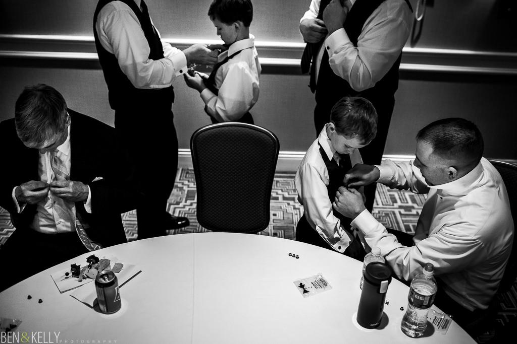 Groomsmen - Scottsdale Princess - Ben & Kelly Photography