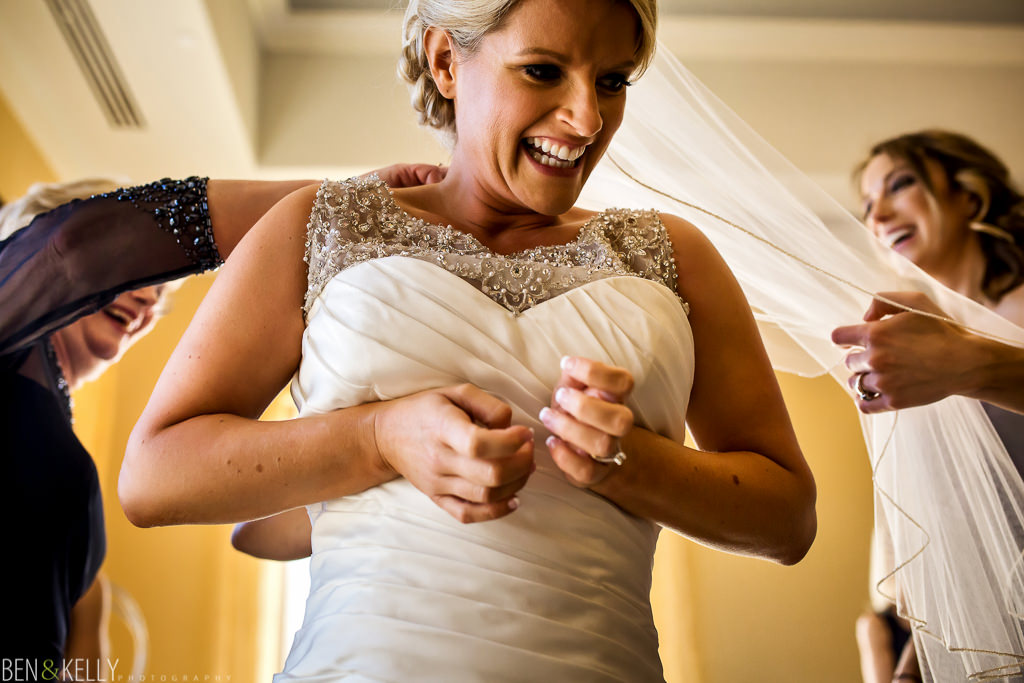 Happy Bride - Scottsdale Princess - Ben & Kelly Photography