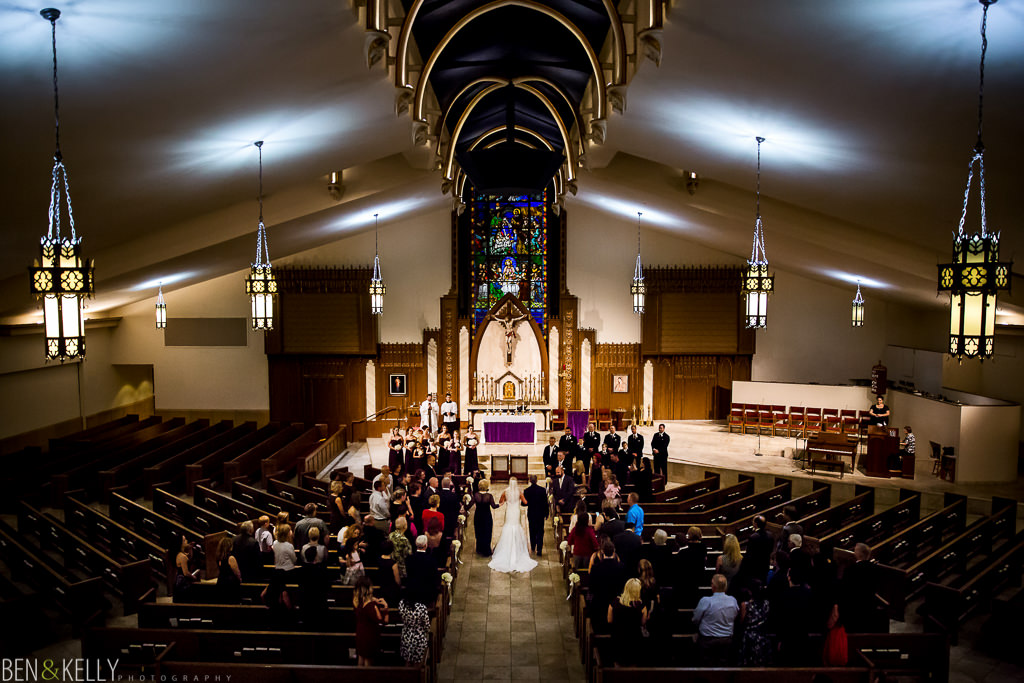 church wedding - Scottsdale AZ - Ben & Kelly Photography