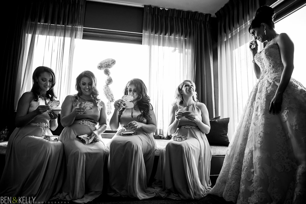 Bridesmaids - Sanctuary Resort - Ben and Kelly Photography