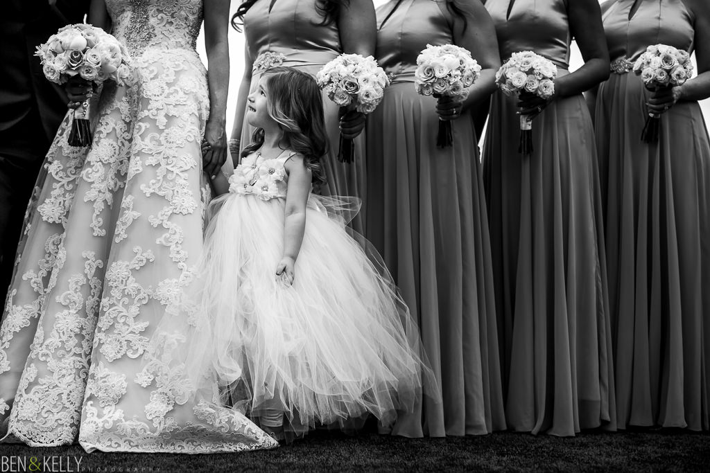 Flower girl - Scottsdale - Ben and Kelly Photography