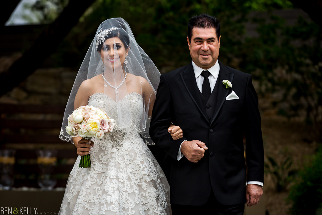 Father of the bride - Persian Wedding - Ben and Kelly Photography