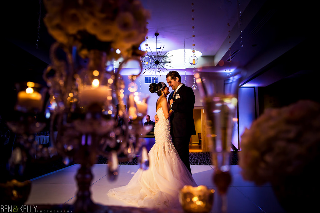 First Dance - Persian Wedding - Ben and Kelly Photography