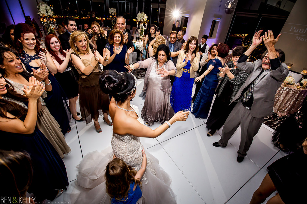 Persian Wedding - Sanctuary Resort - Dancing - Ben and Kelly Photography