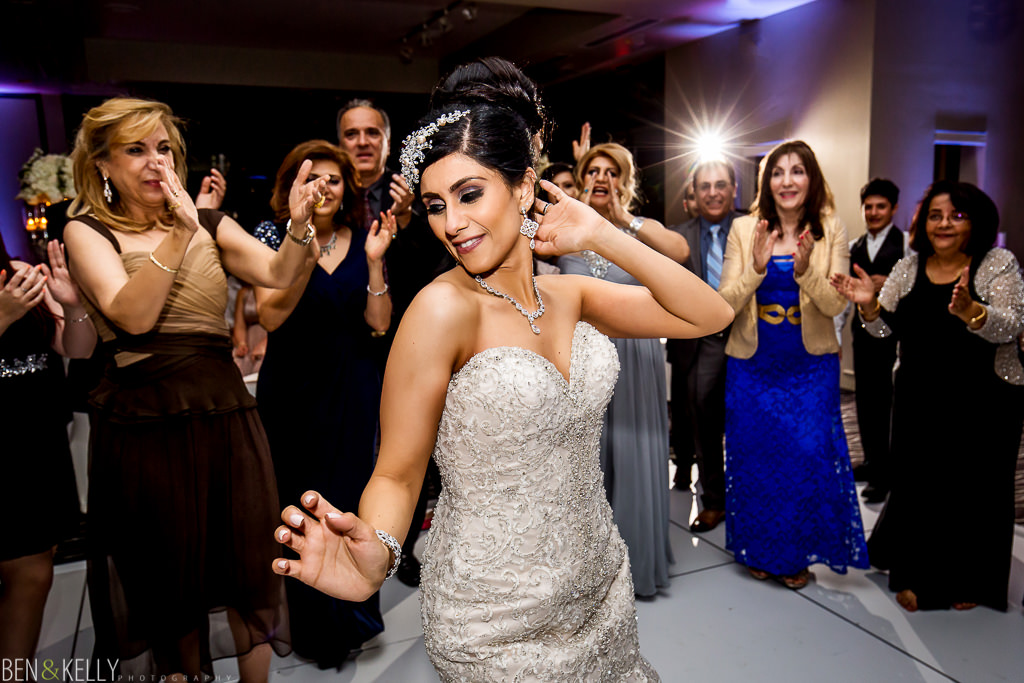 Beautiful Persian Bride - Scottsdale - Ben and Kelly Photography