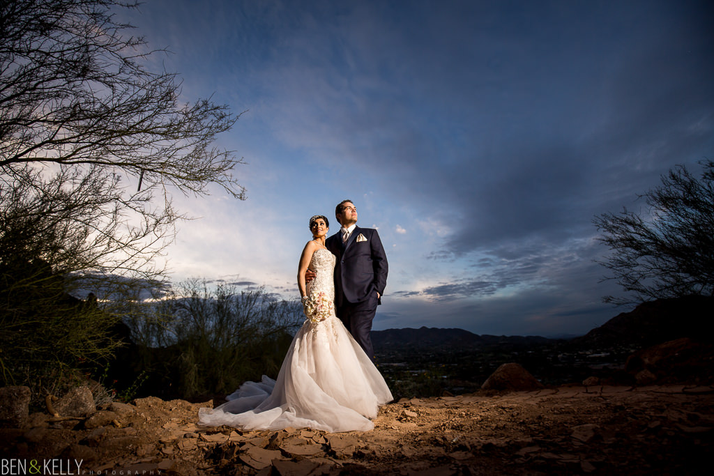 Gorgeous Persian Wedding - Scottsdale Arizona - Ben and Kelly Photography