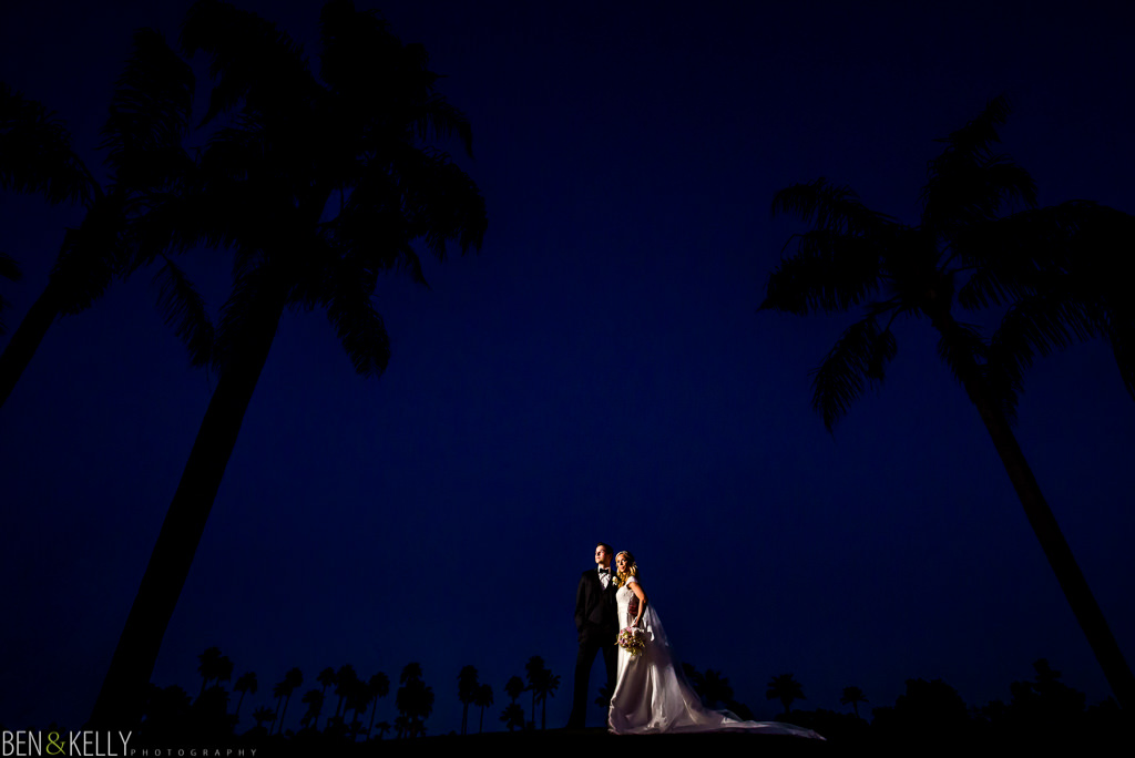 Romantic Wedding at The Phoenician Scottsdale - Ben and Kelly Photography