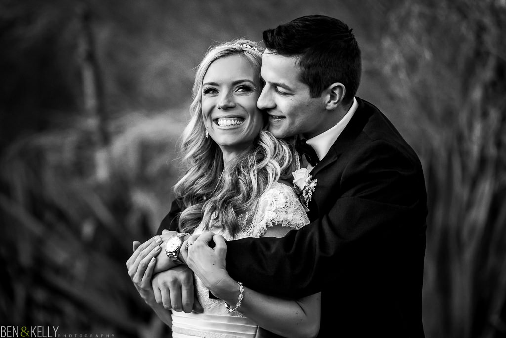 Scottsdale wedding - The Phoenician - Ben and Kelly Photography
