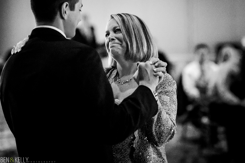 Mother Son - The Phoenician Wedding - Ben and Kelly Photography