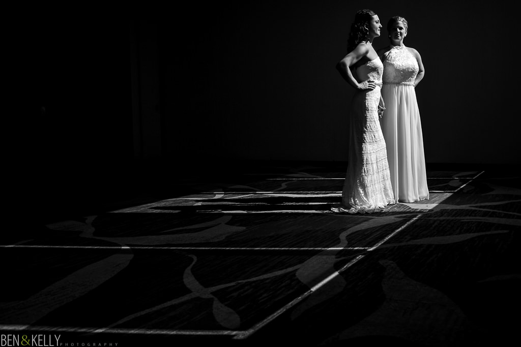 gay wedding in downtown Phoenix - Ben and Kelly Photography
