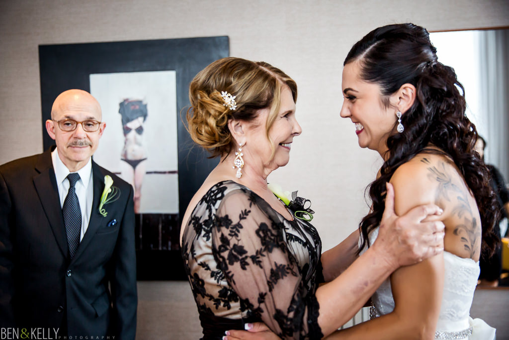 happy family - phoenix weddings - Ben and Kelly Photography