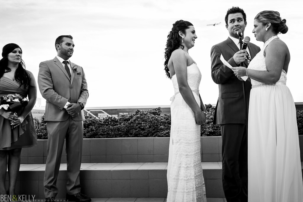 Arizona gay wedding - Hotel Palomar - Ben and Kelly Photography