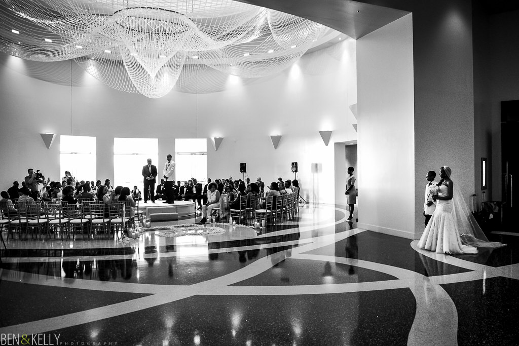 Wedding ceremony - Chateau Luxe - Ben and Kelly Photography