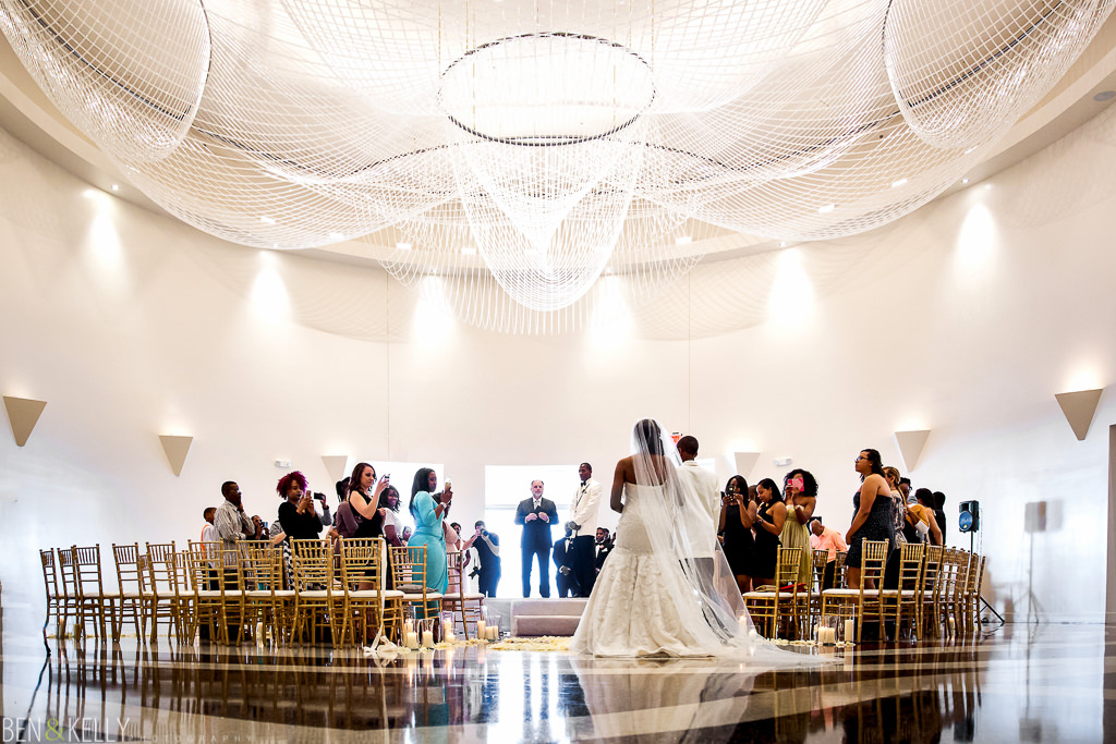 Wedding at Chateau Luxe Phoenix - Ben and Kelly Photography