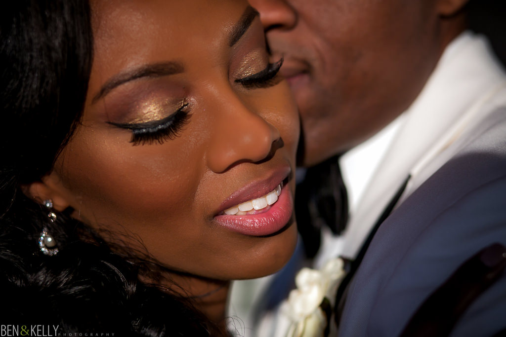 gorgeous couple at Chateau Luxe Phoenix - Ben and Kelly Photography