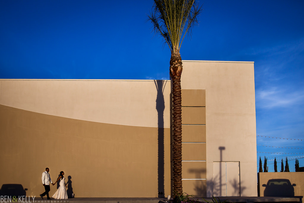 Chateau Luxe wedding in Phoenix - Ben and Kelly Photography