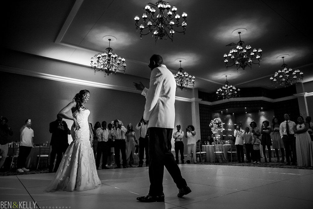 First Dance - Chateau Luxe - Ben and Kelly Photography