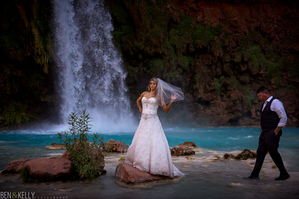 Best Grand Canyon Wedding - Ben and Kelly Photography