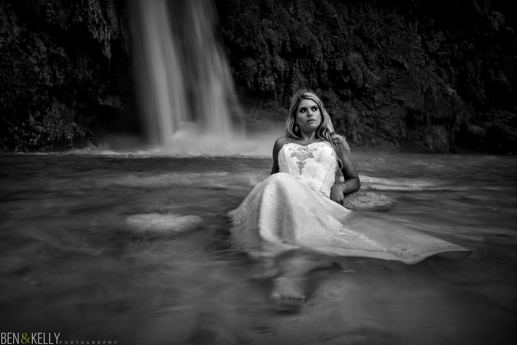 Arizona waterfalls - Photography - Ben and Kelly Photography